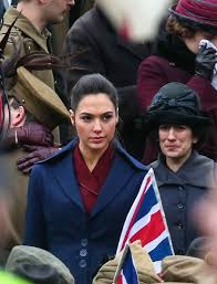 imágenes wonder woman first look at the amazons in new wonder woman photos geekilicious
