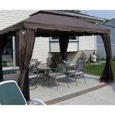 Fortunoff Backyard Store Coupon Fortunoffs Gazebo Replacement Canopy Garden Winds