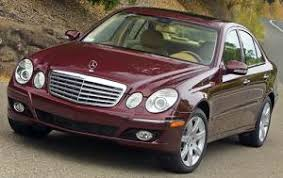 mercedes e 350 2008 used mercedes e class overview wholesale and auction sources