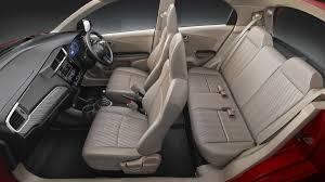 Honda Upholstery Fabric Facelifted Honda Brio 4 Major Changes Carwale