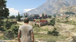 face off grand theft auto 5 on ps4 and xbox one u2022 eurogamer net