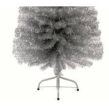 6 6ft silver pencil pine artificial tree