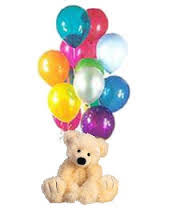 balloons and teddy delivery same day delivery of balloons to ambala send balloons to ambala