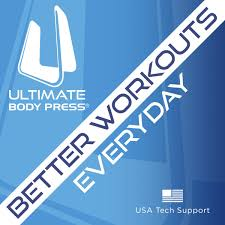 amazon com ultimate body press bodyweight resistance trainer