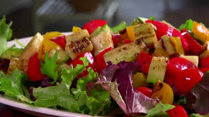 chopped grilled summer salad food network