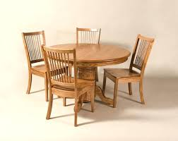 light oak dining table and 4 chairs room set extending small ebay