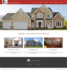 Home Design Companies Nyc Hg Builders Professional Web Design Company Rochester New York