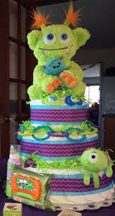 Baby Shower Centerpieces For Boy by Best 10 Monster Baby Showers Ideas On Pinterest Monster Party
