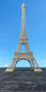eifel tower 3d model eiffel tower cgtrader