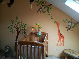deco chambre bebe jungle chambre bébé jungle 6 photos debusschere