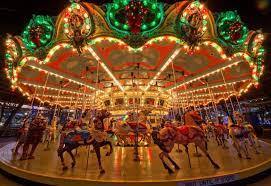 christmas carousel christmas carousel mencap
