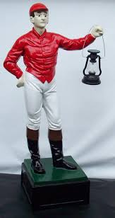 16 best lawn jockey images on lawn kentucky derby and