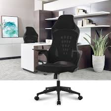 Office Chair Weight Capacity Modern Ergonomic Mesh High Back Executive Computer Desk Task