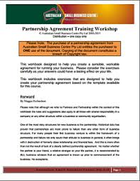 more information about partnership agreements 123go small
