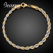copper bracelet men images Buy wholesale two tone gold color copper bracelet jpg