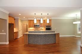 kitchen island with raised bar craftsman house plan u2013 durham new homes u2013 stanton homes