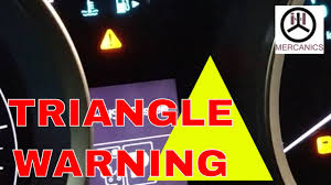 toyota car warning lights meanings is that triangle warning light irritate you let see why its comes