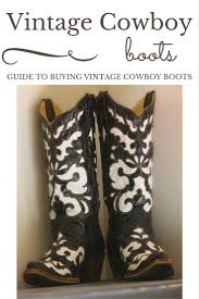 womens vintage cowboy boots size 9 guide to buying vintage cowboy boots