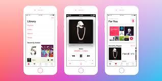 apple music recreating the apple music app in framer framer