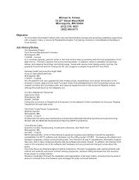 material handling resume best resume collection