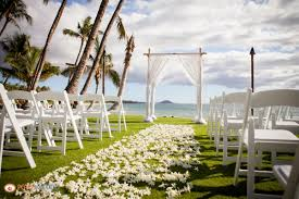 cheap wedding venues island wedding venues a memorable wedding with sensational hawaii