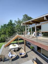 second story deck plans pictures cool sundeck designs and patios by top designers worldwide