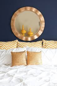 Blue And Yellow Bedroom by 25 Best Navy Bedrooms Ideas On Pinterest Navy Master Bedroom