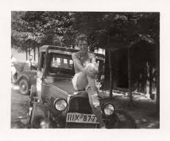 old cars black and white vintage german ladies with their classic cars 1920s monovisions