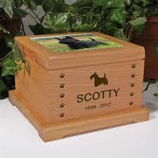 pet urn laser engraved pet urns dog cat 5x5trophy trolley