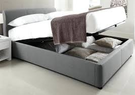 king size bed frame storage singapore with uk drawers plans
