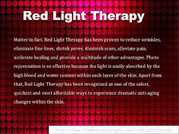 how much is a red light fine red light therapy redefining anti aging technology