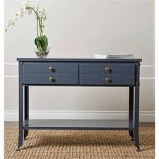 Sofa Table With Drawers Console Tables For Less Overstock