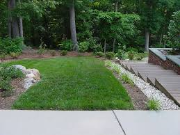 Steep Sloped Backyard Ideas by Triyae Com U003d Steep Backyard Ideas Various Design Inspiration For