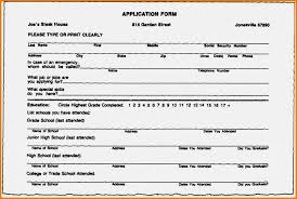 Resume Dates by How To Fill Out A Resume 21 Fill Out A Resumes How To Resume