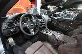 2013 bmw m6 gran coupe bmw m6 gran coupe detroit 2013 picture 79745
