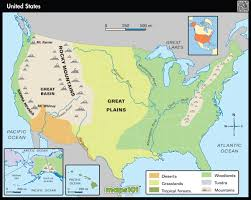 physical map of the united states primary level united states physical map maps