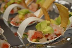 comida para fiestas familiares o eventos corporativos corporate