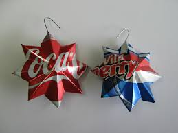 the mayberry sparrow they re back soda can ornaments