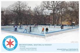 Backyard Ice Rink Plans by Free Wicker Park Public Ice Rink To Open Dec 5 For Skating
