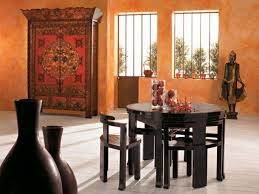 orange dining room chairs chinese dining room set alliancemv com