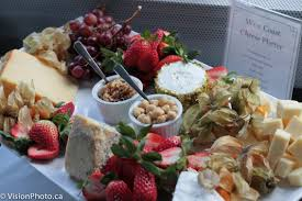 wedding platters beautiful displayed platters by executive chef harris