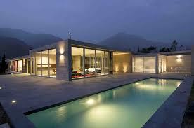 10 fresh contemporary glass house home design ideas