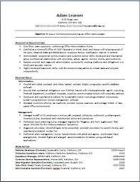 sample functional resume template functional resume template