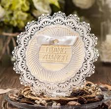 wishmade lace temptation gold ivory white wedding invitations