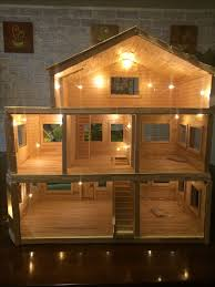 How To Make A Computer Out Of Wood by Best 25 Wooden Dollhouse Ideas On Pinterest Diy Dollhouse Diy