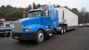 kenworth tractor trailer kenworth tractor renegade stacker trailer for sale in branchville