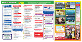 Boston City Map Tourist by Planning Guide And Route Map Boston Super Tours