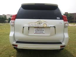 land cruiser prado car used toyota land cruiser prado tx 2012 u2013 autodeals pk