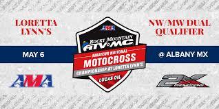 loretta lynn ama motocross loretta lynn dual nw u0026 mw ll area 2x promotions
