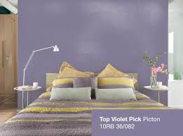 dulux trends in violet